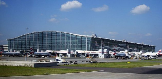 Two arrested at Heathrow
