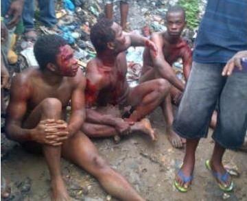 Uniport Victims