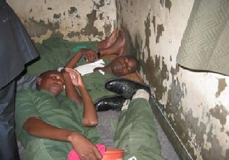 Mukubeko Maximum Security Prison in Zambia