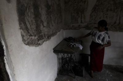Maya Murals