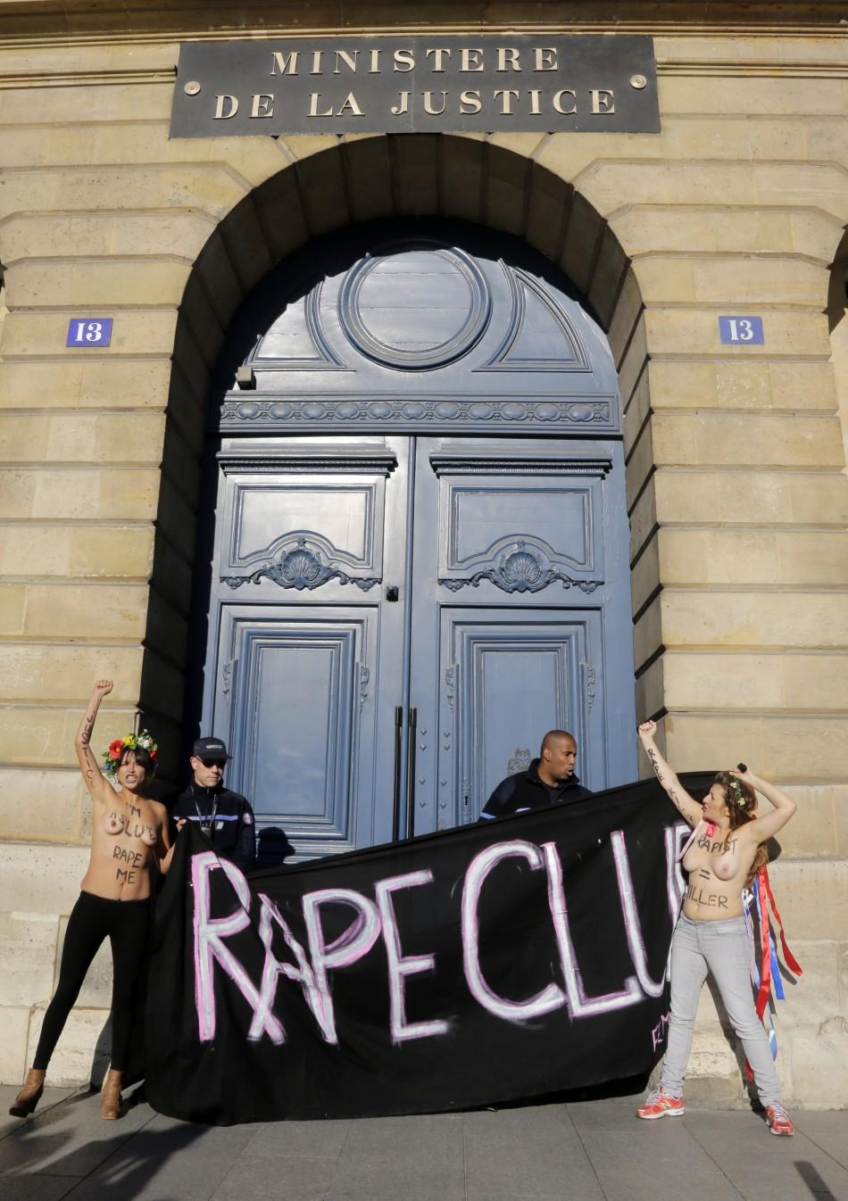 Rape Club