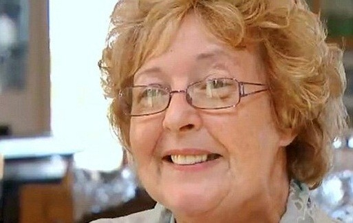 Ona Mary Unwin has been missing since setting sail onboard her yacht on Saturday (Channel 4)