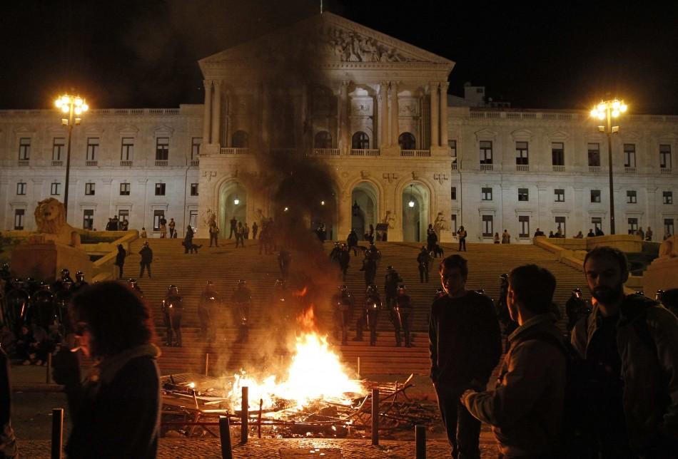 Portugal 2013 Budget