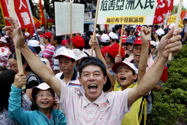 China Japan protests
