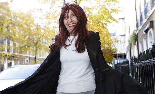 Mckinnon's mother Janis Sharp