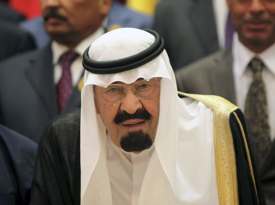 Saudi Arabia's King Abdullah has nominated the third in line to the throne