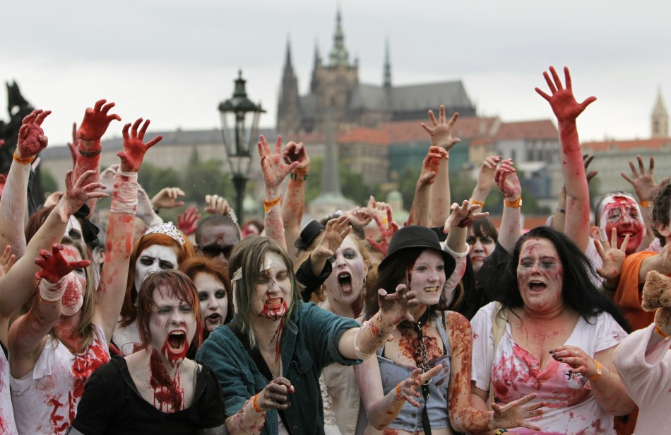 Zombies (Photo: Reuters)