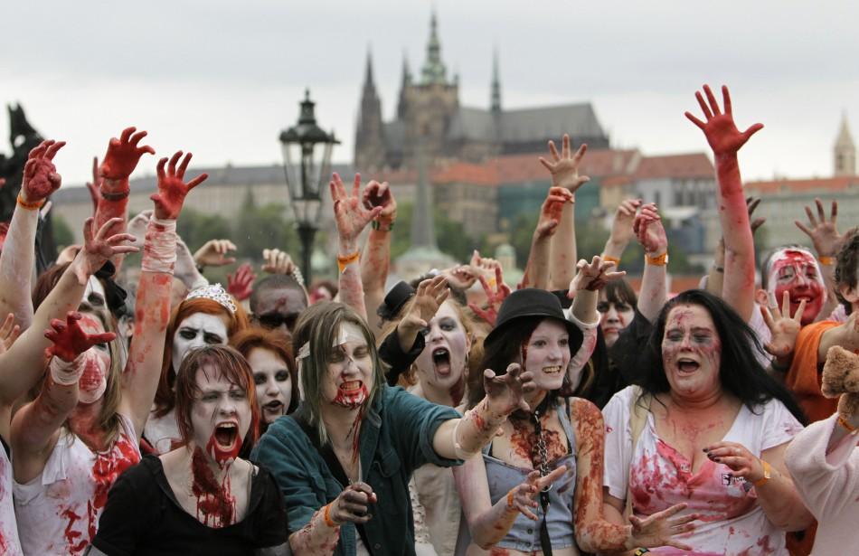 Zombies (Photo: Reuters)