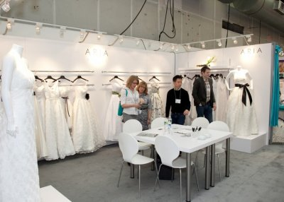 New York Bridal Fashion Week 2012