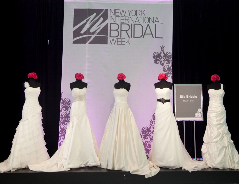 New York Bridal Fashion Week 2012: Fall 2013 Wedding