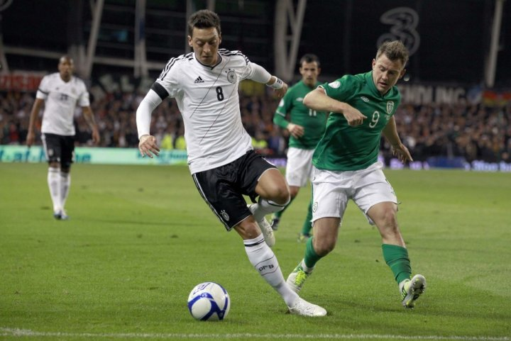 Republic of Ireland v Germany
