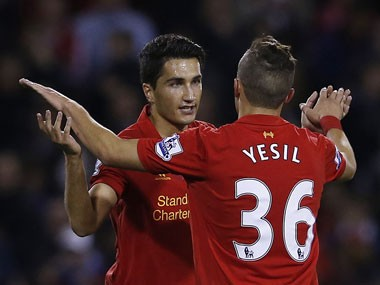 Samed Yesil and Nuri Sahin