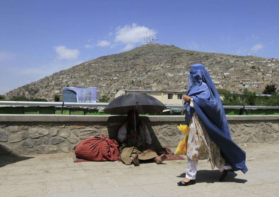 Afgahn woman