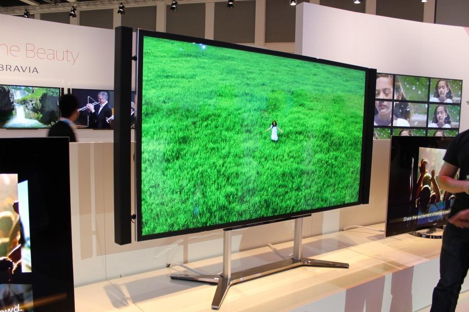 Sony 4K television