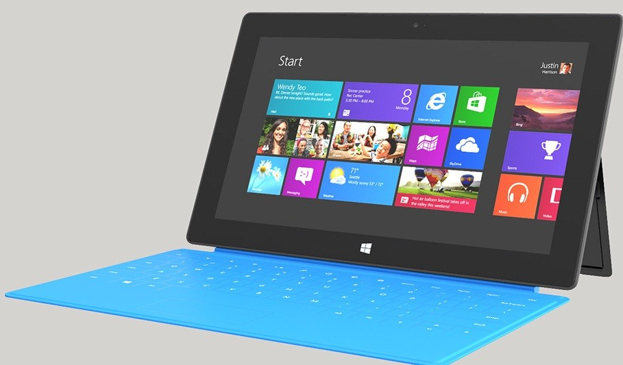 Microsoft Surface for Windows RT
