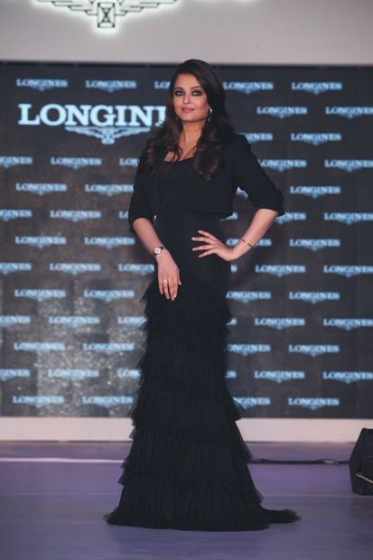 Aishwarya Rai Bachchan at Longines 180th Anniversary