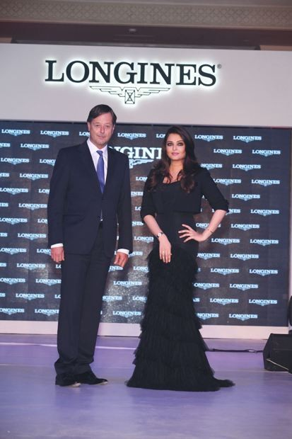 Aishwarya Rai Bachchan at Longines' 180th Anniversary