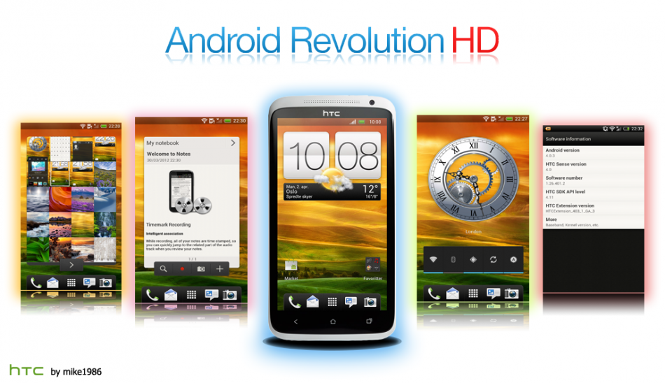 Galaxy Note 2 N7100 Gets Jelly Bean Update with Android Revolution HD ROM [How to Install]