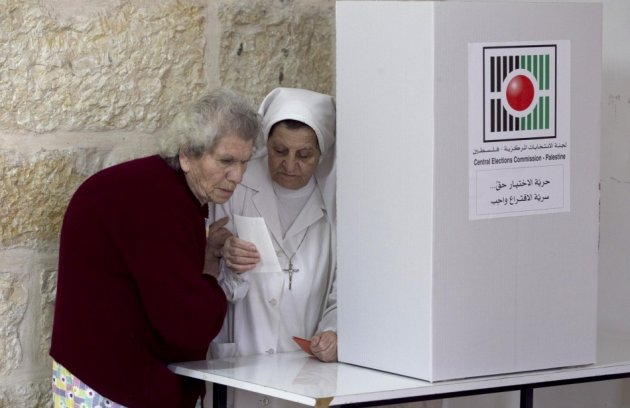 West Bank Elections