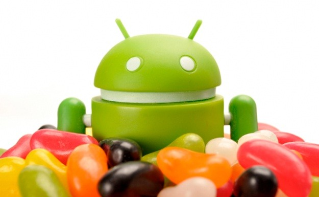 Android 4.1 (Jelly Bean) update