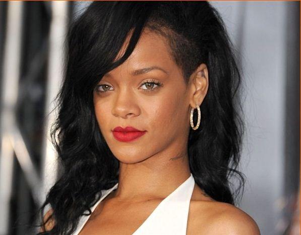 Rihanna Insults Chris Brown's Ex