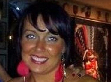 Karina Menzies was killed when she was hit by a white  van outside Ely Fire Station (South Wales Police)