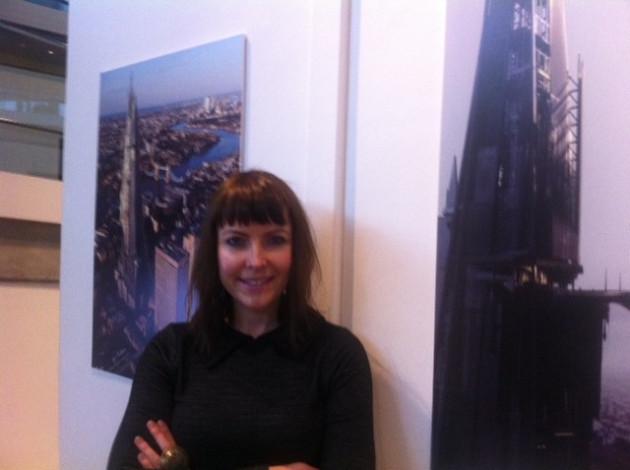 Dr Jo Twist, CEO of UKIE speaks with IBTimes UK (Photo: Lianna Brinded)