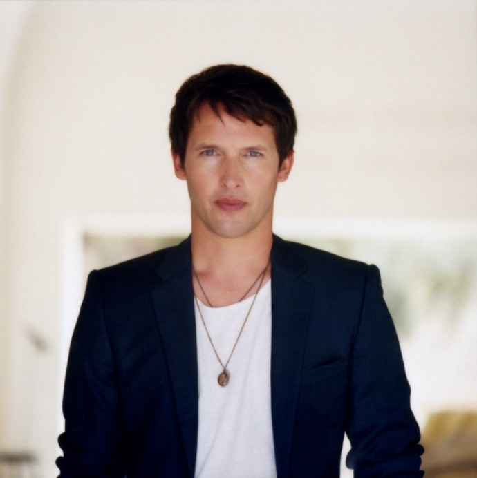 James Blunt's 'You're Beautiful'