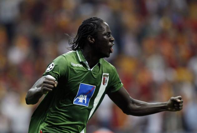 Braga striker Eder