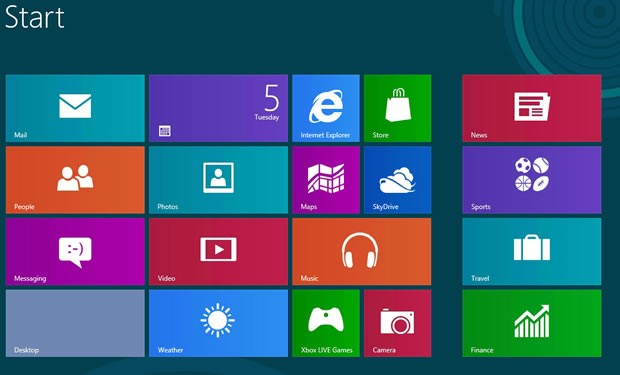 Xbox for Windows 8