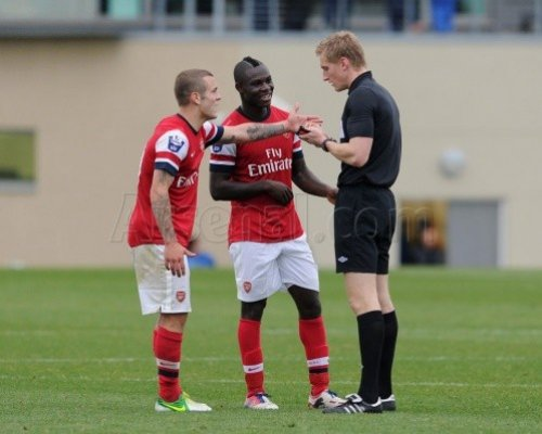 Wilshere - Frimpong