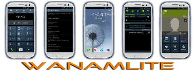 WanamLite Android 4.1.2