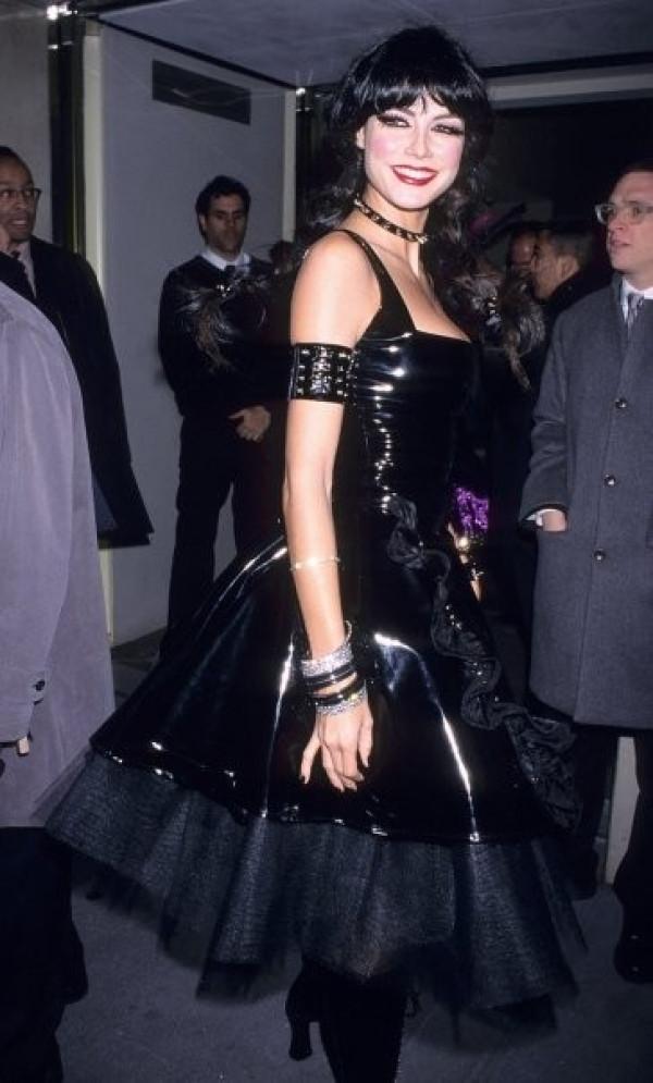 Heidi Klum In 2000, NYC.