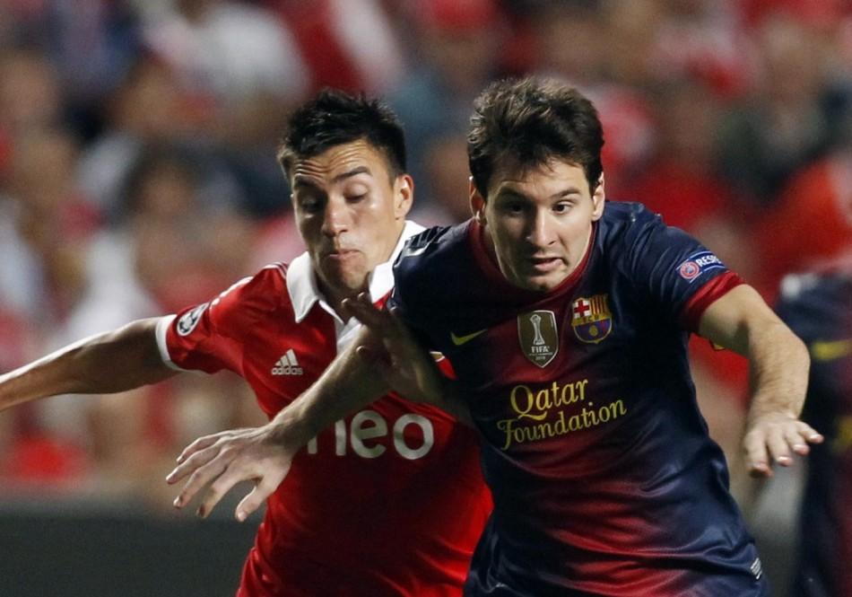 Gaitan - Messi