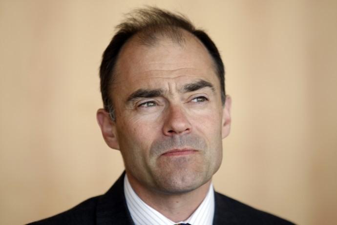 Warren East, chief executive of Rolls-Royce