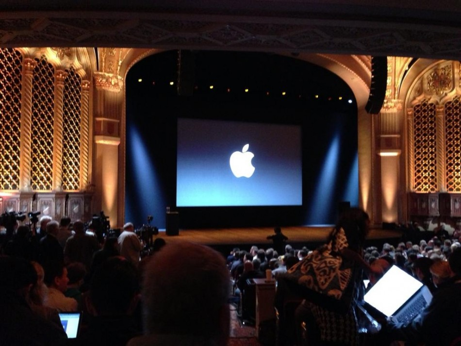 Apple iPad Mini Announcement - LIVE BLOG
