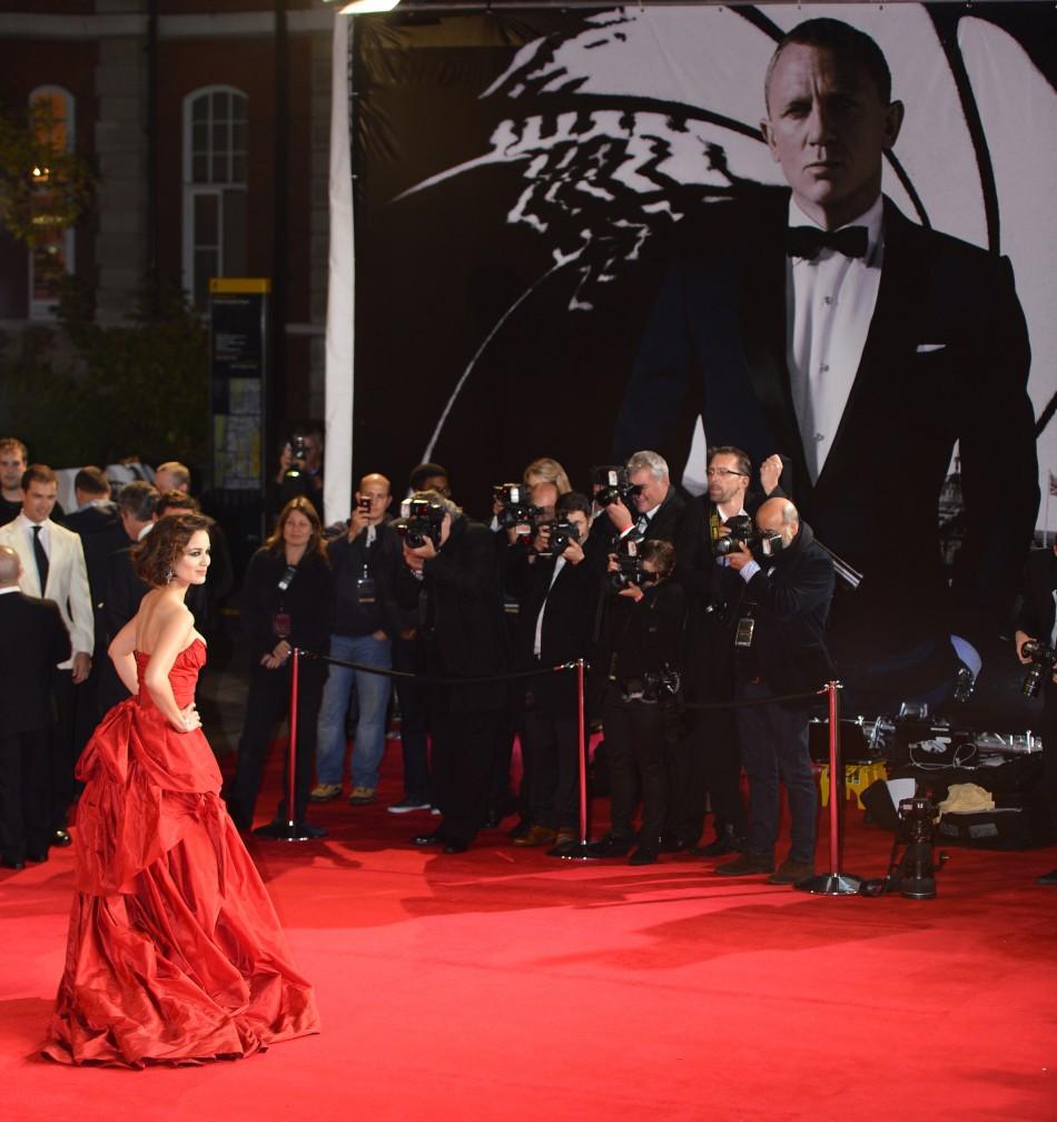 Bond premiere