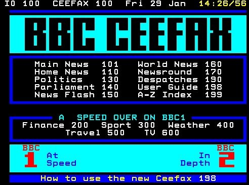 Ceefax switched off after 38 years