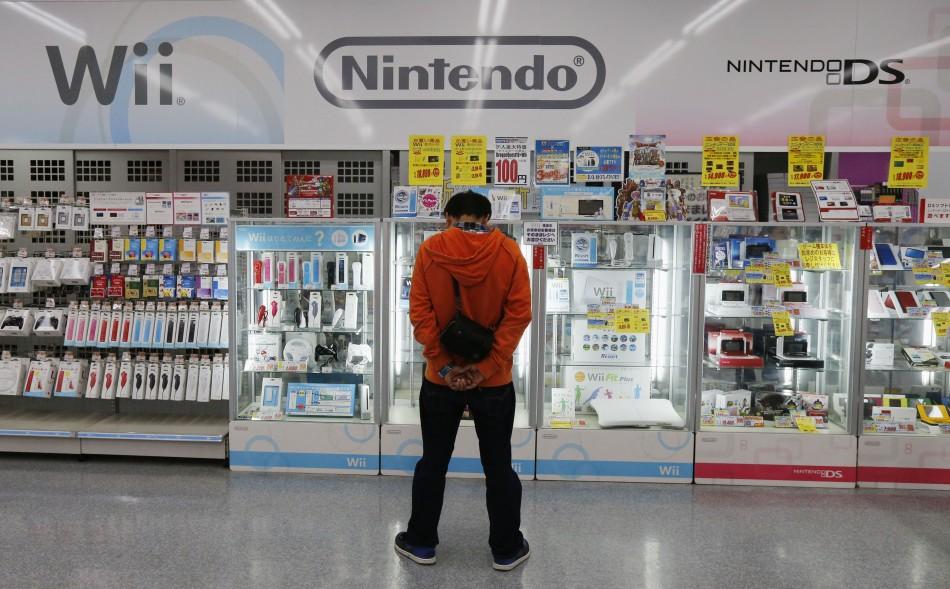 Nintendo slashes profit outlook