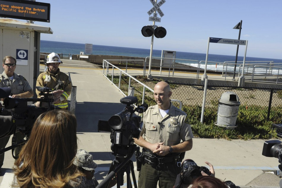 Fatal shark attack in California