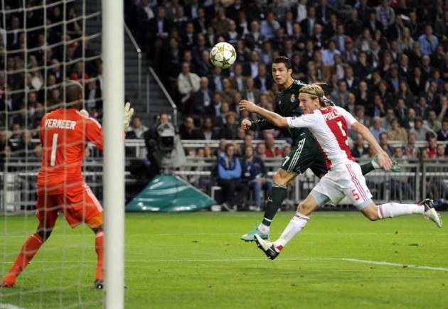 Ajax v Real Madrid