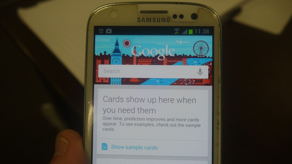 Samsung Galaxy S3 Android 4.1 (Jelly Bean)
