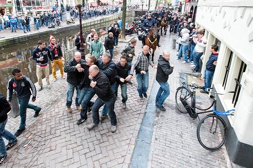 Man city amsterdam