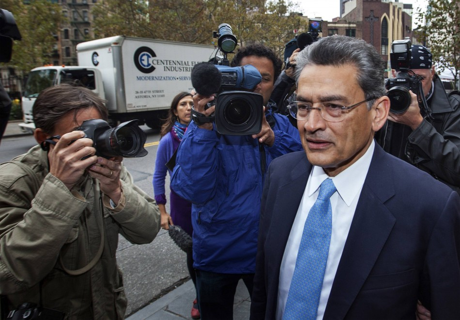 Rajat Gupta Gets Two Years in Prison