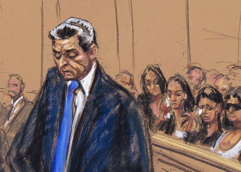 Rajat Gupta in Court
