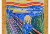 Evard Munch's The Scream (Photo: The Museum of Modern Art)