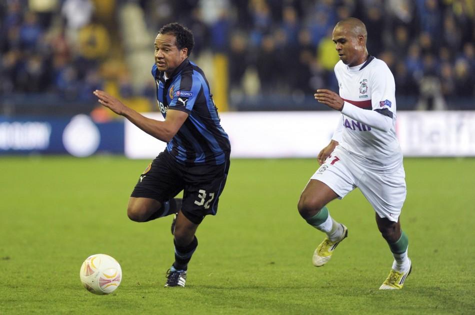 Club Brugge v Maritimo