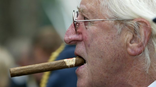 Jimmy Savile raised around £40m for Stoke Mandeville Hospital (Reuters)