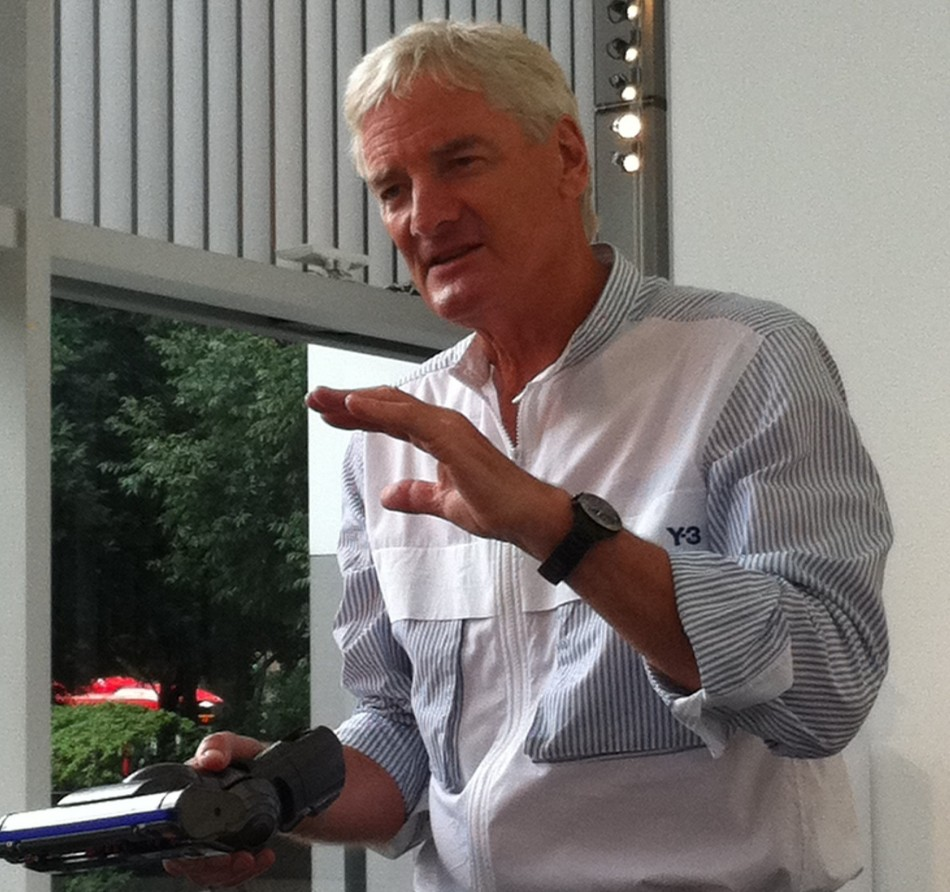 James Dyson: Pay Students to Study Science