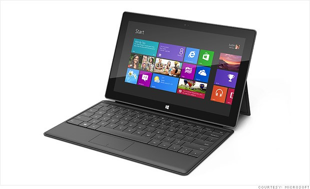 Microsoft Surface Tablet for Windows RT